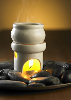 heat essential oil diffuser
