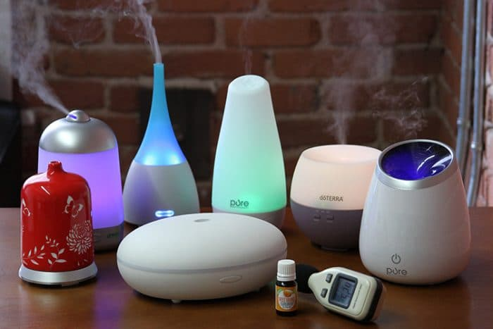 Best Ultrasonic Essential Oil Diffuser