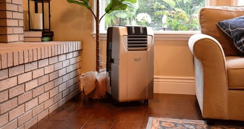 Where to place Portable Air Conditioner