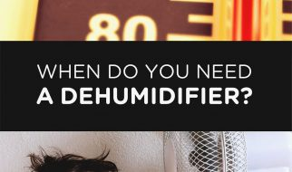 When do you need a Dehumidifier