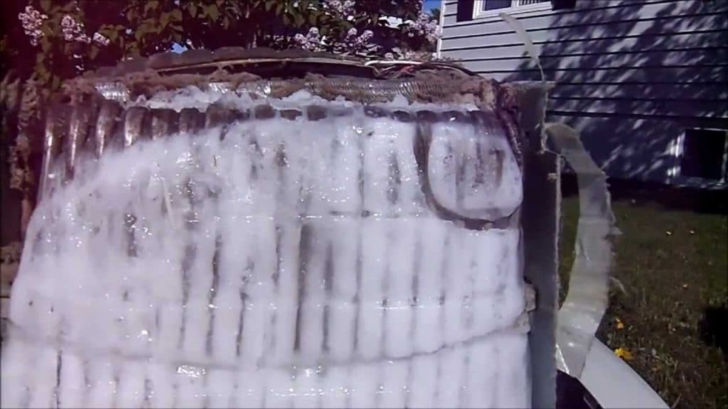 Common Dehumidifier Problems: Dehumidifier Freezes Up
