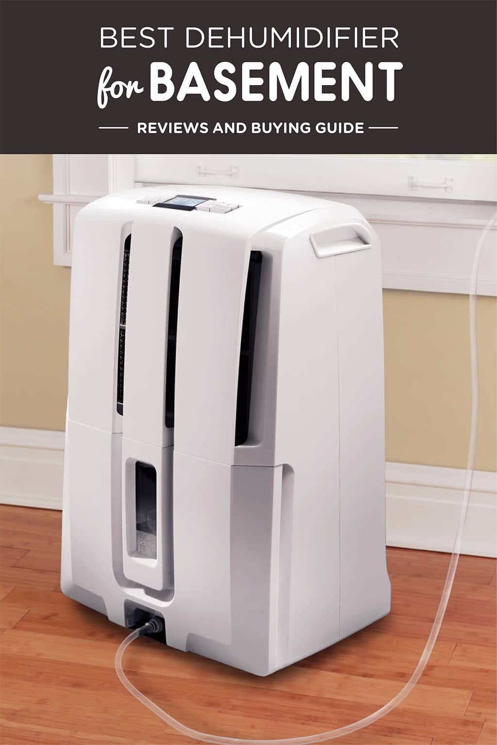 Best Dehumidifier for Basement - Reviews and Guide 2017
