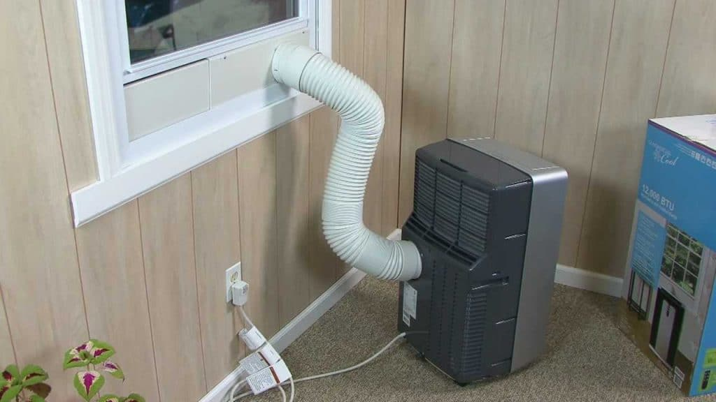 Cost to install portable air conditioner