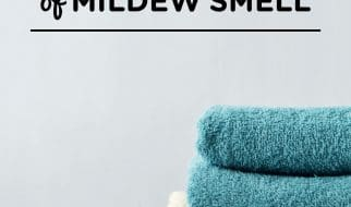 How To Get Rid Of Mildew Smell