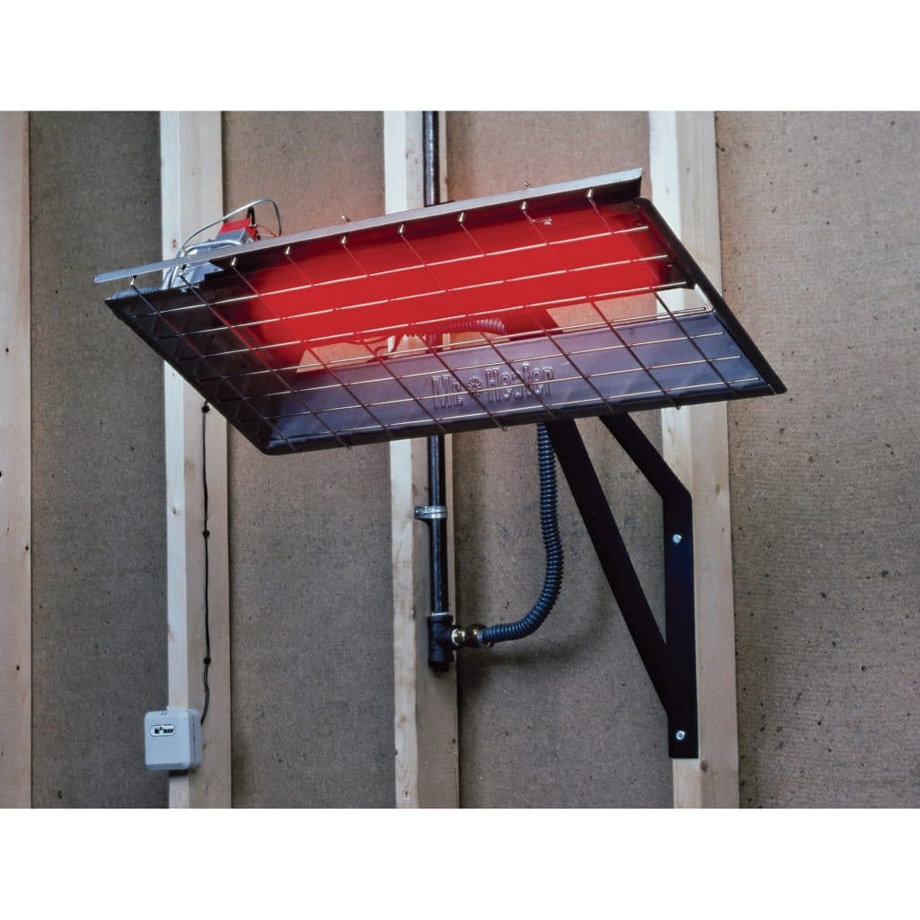 Gas Garage Heaters