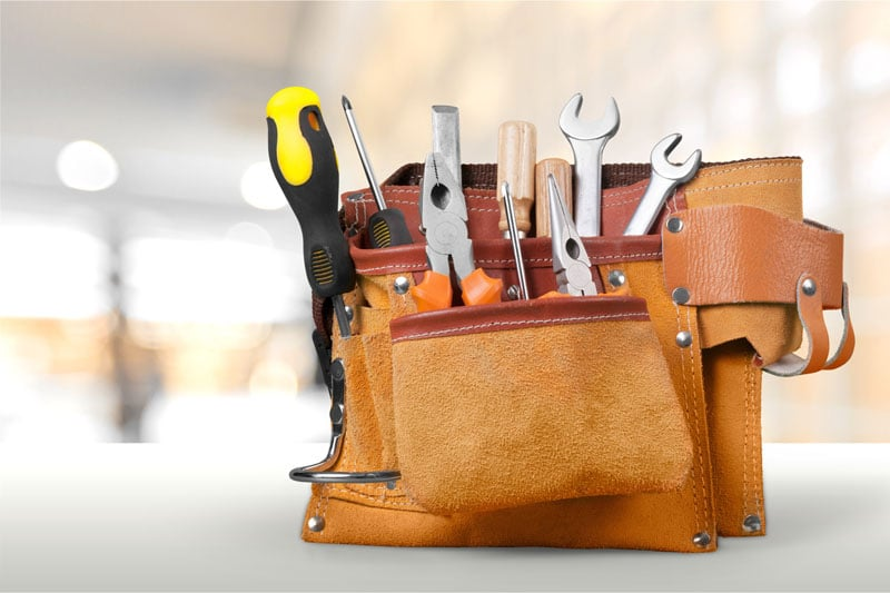 Tools for repairing your heater