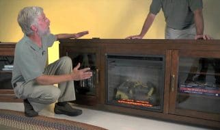 How to Install a Fireplace Insert