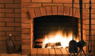 How to Make a Wood Burning Fireplace More Efficient