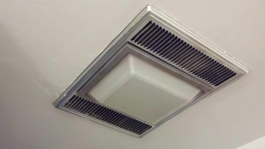 Ceiling-mounted
