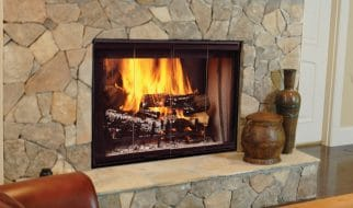 Make Your Wood-Burning Fireplace Eco-Friendly