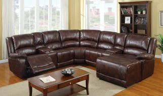 How to Clean Leather Furniture Naturally