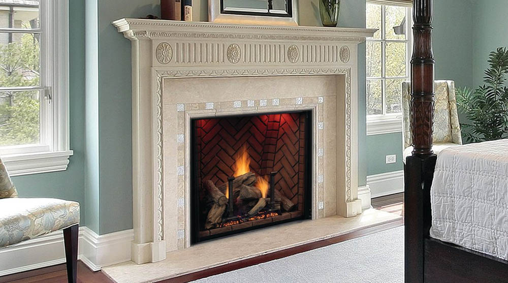 To select the best direct vent gas fireplace