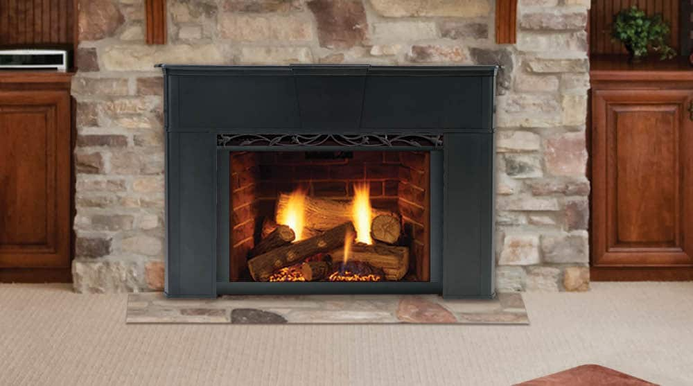 What Are the Advantages of a Good Fireplace Insert