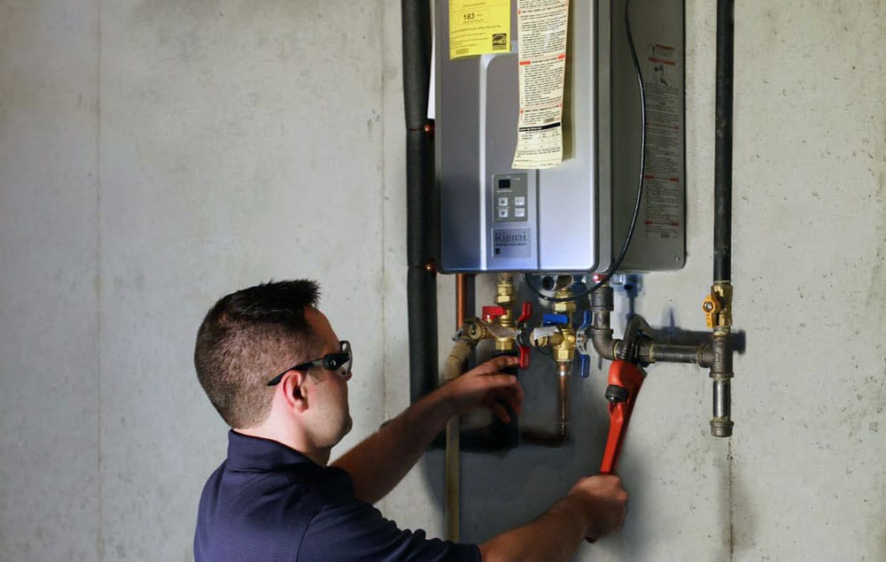 How to Clean a Tankless Water Heater at Home Like a Pro