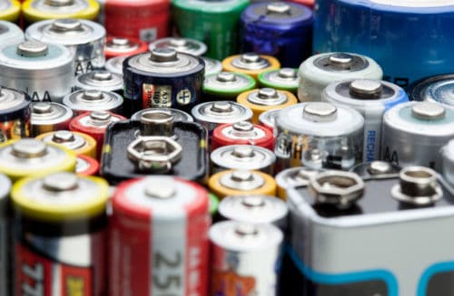 Why should you dispose of lithium batteries properly
