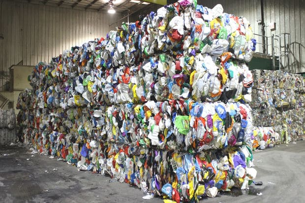 The advance in plastic recycle technology