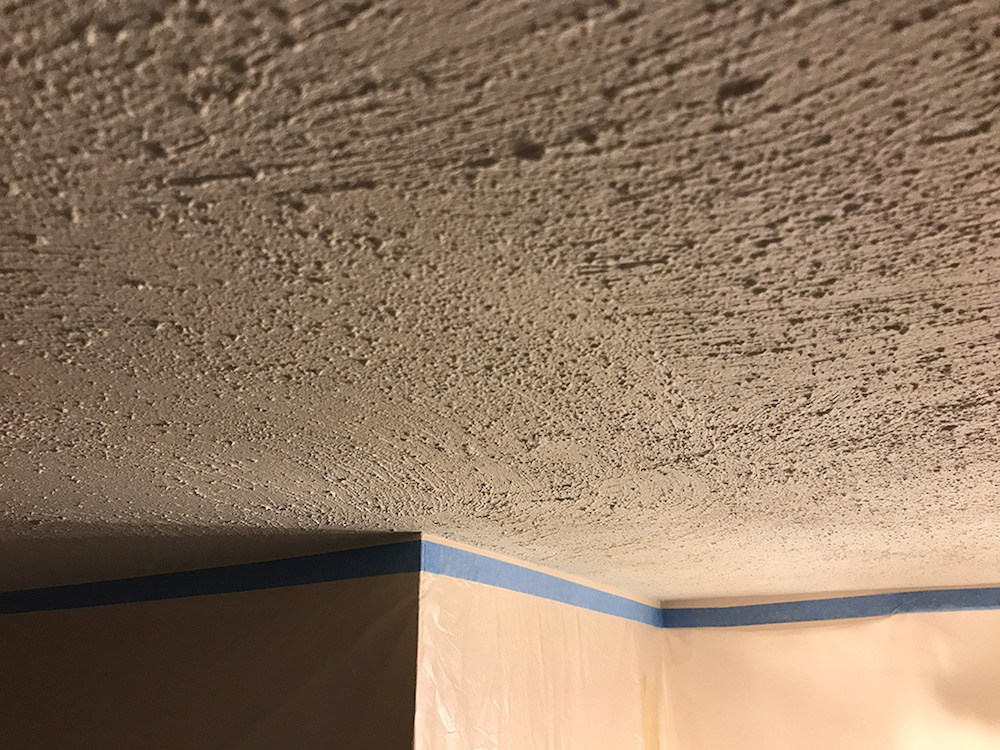 How To Clean Popcorn Ceiling Not Everyone Knows Airneeds