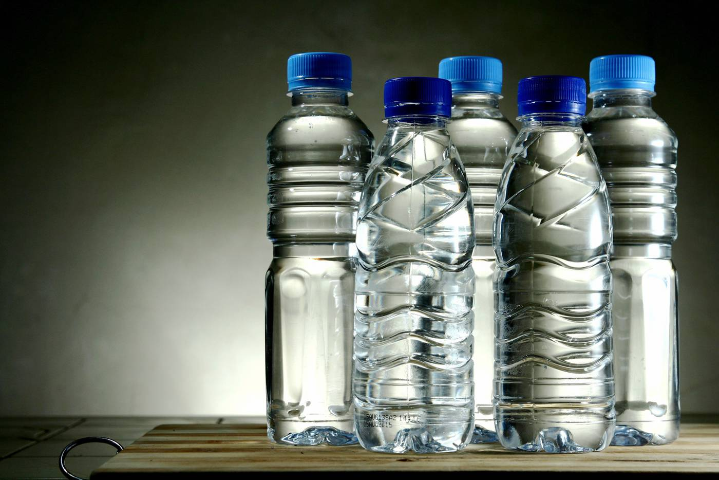 How can I store bottled water to make its shelf life longer